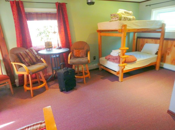 Billie's Backpackers Hostel, Fairbanks
