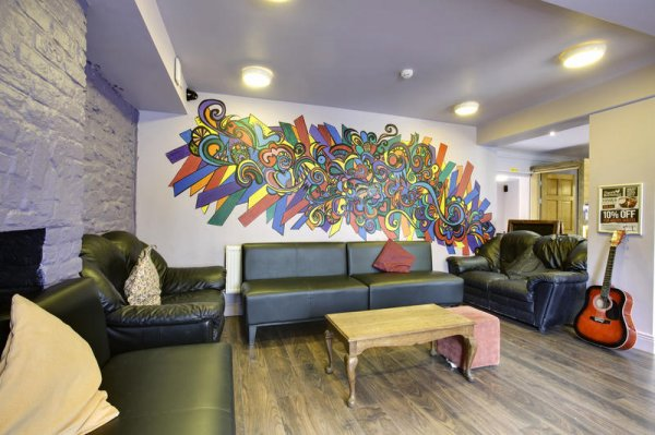 The Times Hostel - Camden Place, Dublin