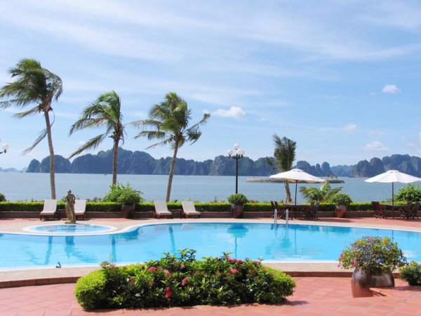 Tuan Chau Resort, ha Long
