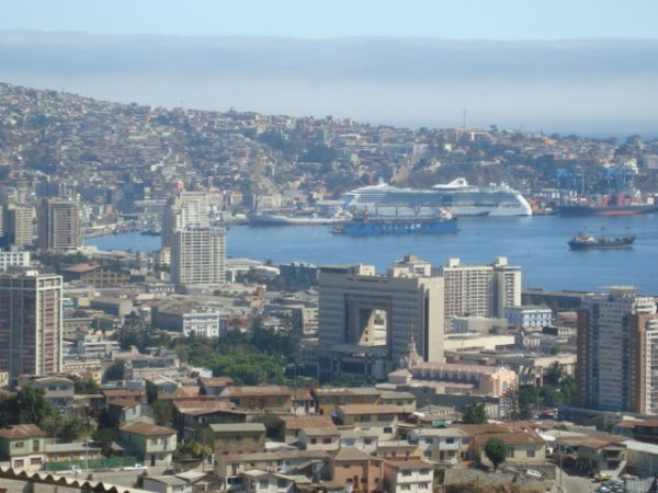 Wind Of The Seas, Valparaíso