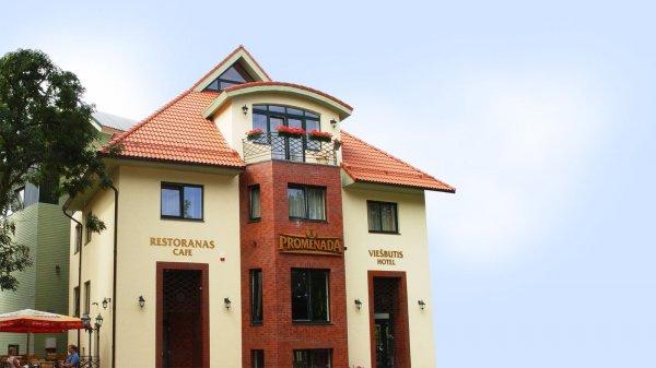 Promenada Hotel, Klaipeda