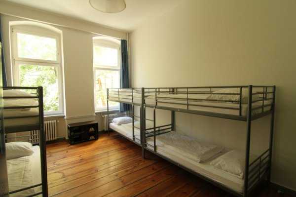 36 ROOMS Hostel Berlin-Kreuzberg, Berlynas