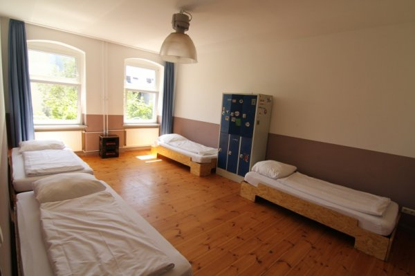 36 ROOMS Hostel Berlin-Kreuzberg, Berlín