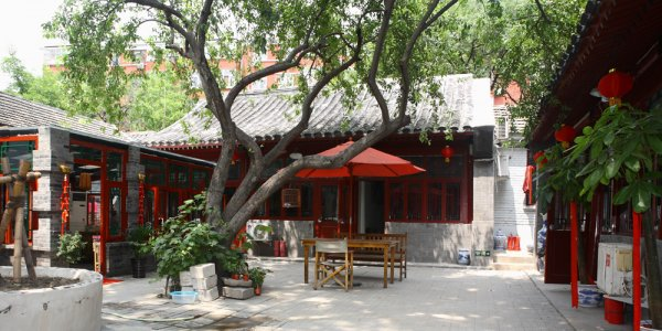 Flowering House Courtyard Hostel, Beijing