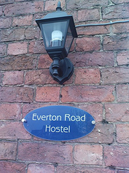 Everton Hostel, Liverpool