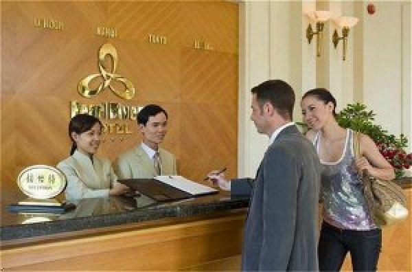 Pearl River Hotel, Haiphong