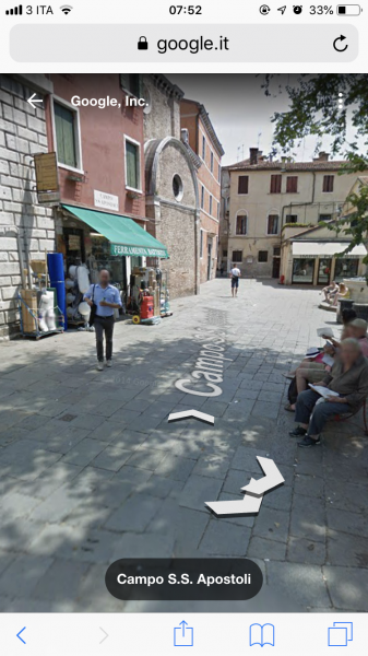BnB Ca' Dor, Βενετία