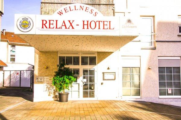Relax-Wellnesshotel Stuttgart, Στουτγκάρδη
