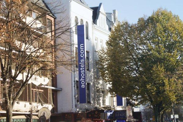 A&O Hamburg Reeperbahn, Hamburgo