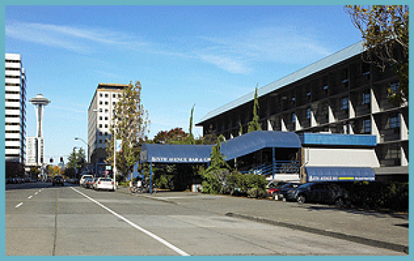 AAE Seattle 6 Avenue Hotel, Seattle
