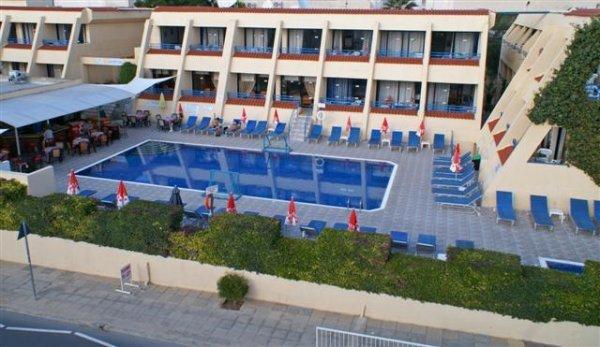Napa Prince Hotel Apartments, Ayia Napa