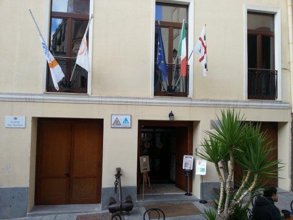 Cagliari Hostel Marina, Кальяри
