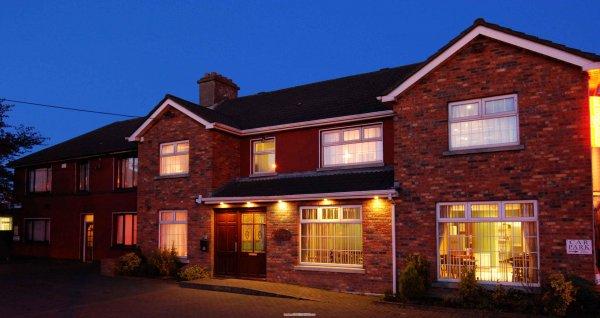 Palmerstown Lodge, Дублин