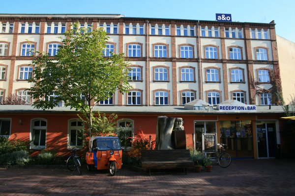 A&O Berlin Friedrichshain, Berlino
