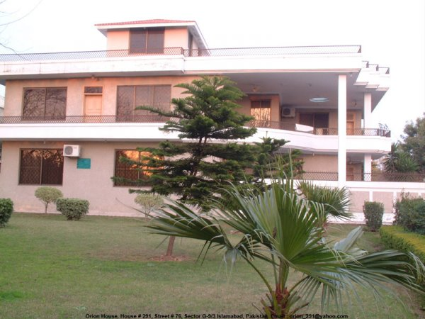 Orion Group of Guest Houses, Islamabad
