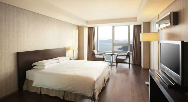 Seacloud hotel, Busan