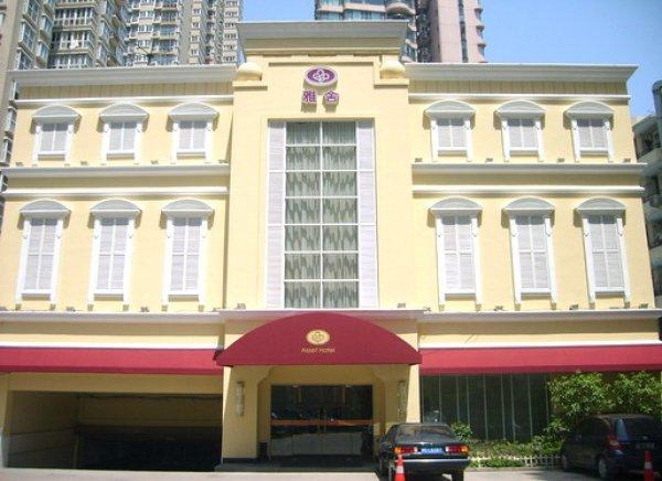 Asset Hotel, Shanghai