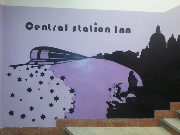 Central Station Inn, Ciampino