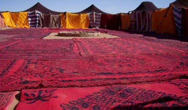 Desert Hotel-Kasbahouzina, Merzouga
