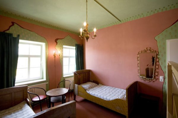 Labyrinth Hostel Weimar, Веймар