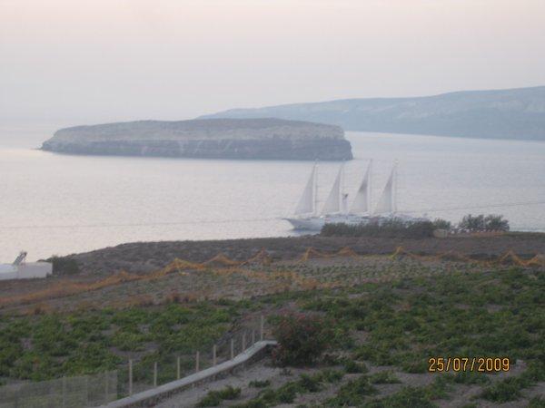 Alisaxni Resort, Santorini