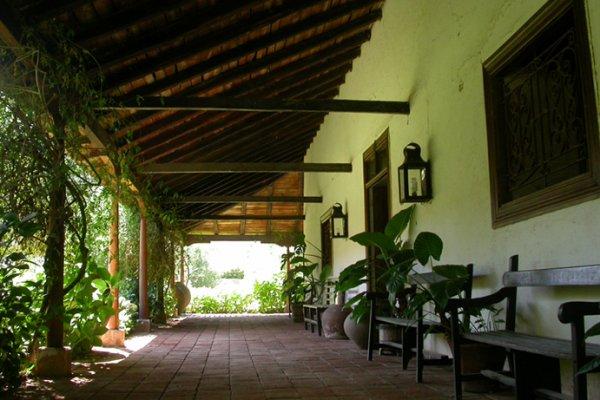 Hacienda los Lingues, San Fernando
