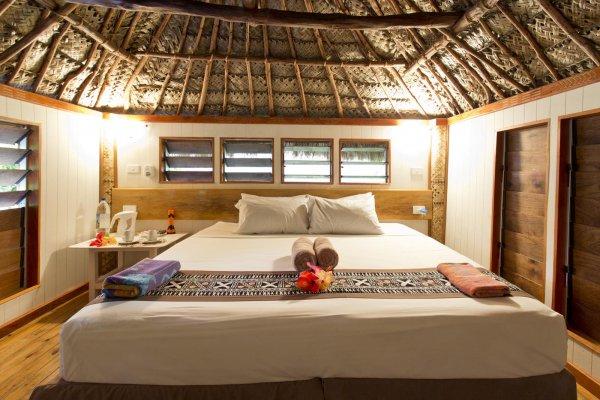 Robinson Crusoe Island Resort, Coral Coast