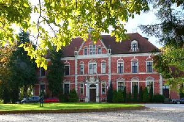 Palac w Leznie , Gdansk
