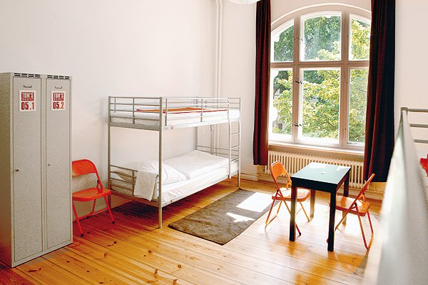 Gay Hostel Berlin, ベルリン