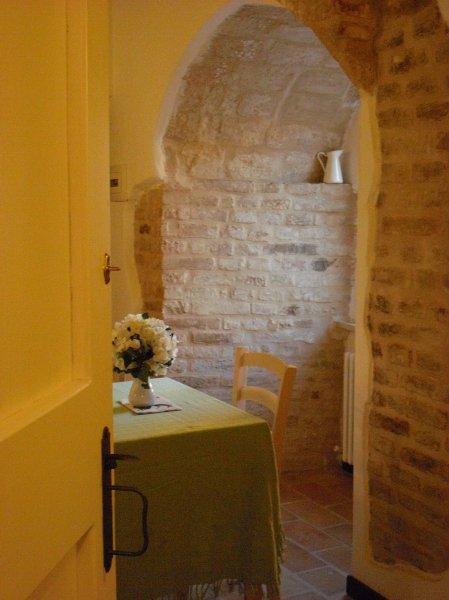 Il Castello di Dante, Ancona
