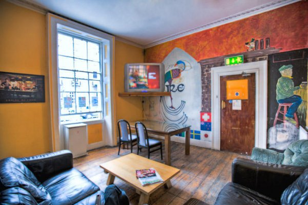 Backpackers Citi Hostel , Dublinas