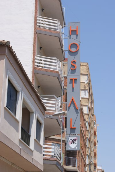 Hostal Moreno, Valencia