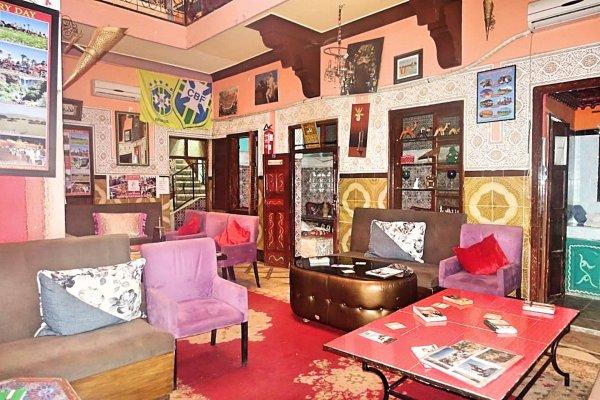 Hostel Riad Marrakech Rouge, Marrakech