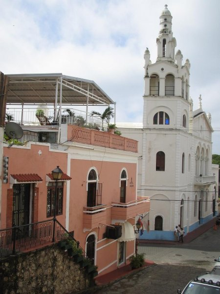 Hostal Nómadas, Santo Domingo