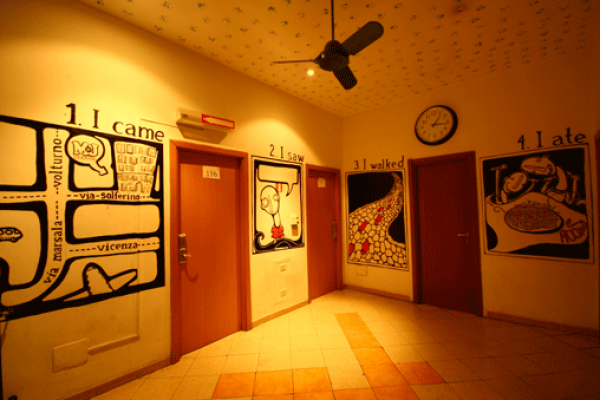 M&J Place Hostel, Рим