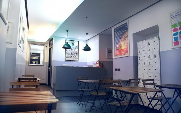 M&J Place Hostel, 羅馬