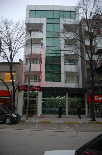 Bursa Alhas Hotel, Bursa