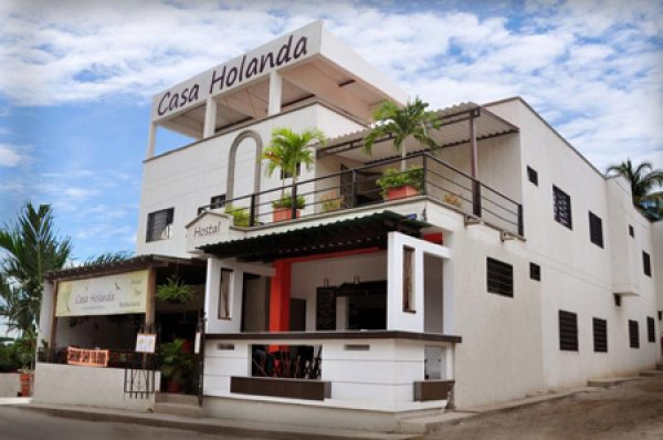 Casa Holanda, Taganga
