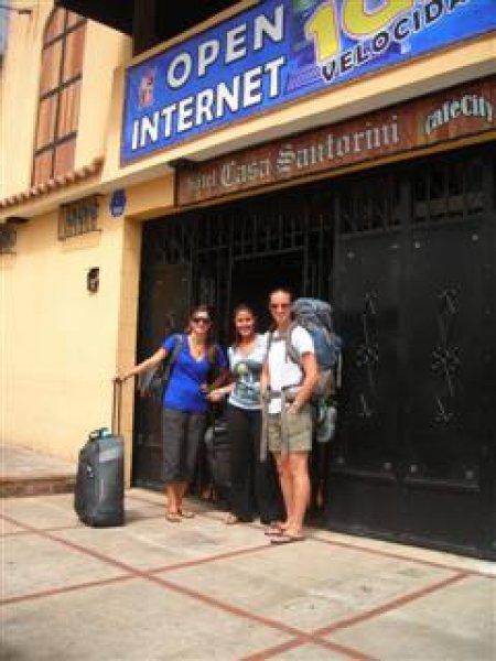 Hotel Casa Santorini, Guatemala City