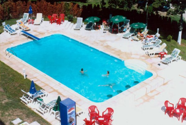 Decebal Hotel , Constanţa