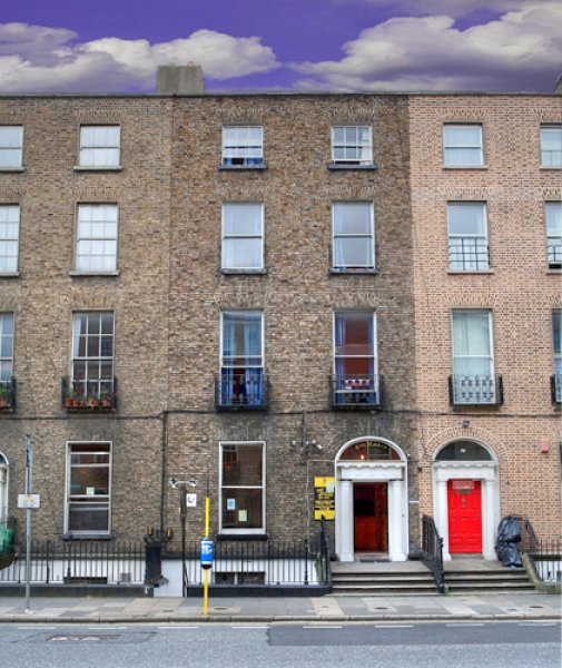 Backpackers D1 Hostel Dublin, 都柏林