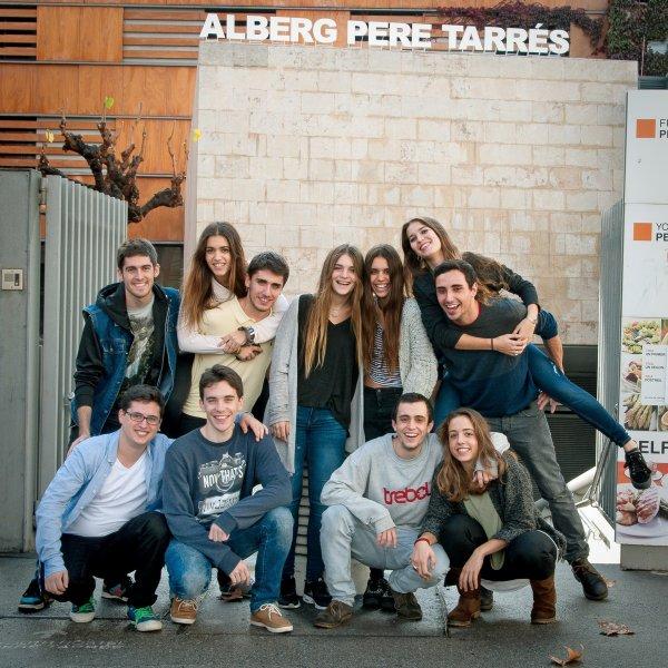 Albergue Pere Tarrés, Barcellona