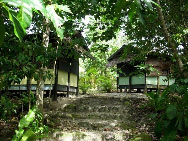Lusia's Lagoon Resort, Salelologa
