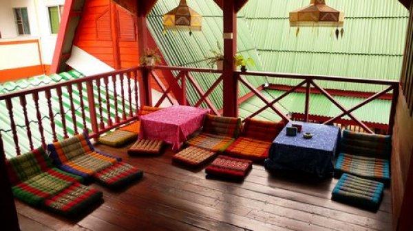 A Little Bird Guesthouse, Čiangmajus