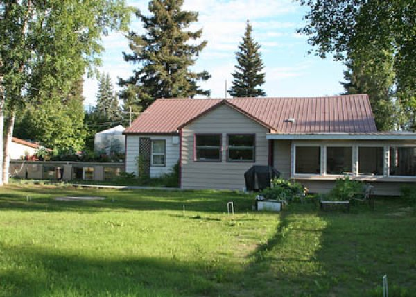 Glacier House, Fairbanks