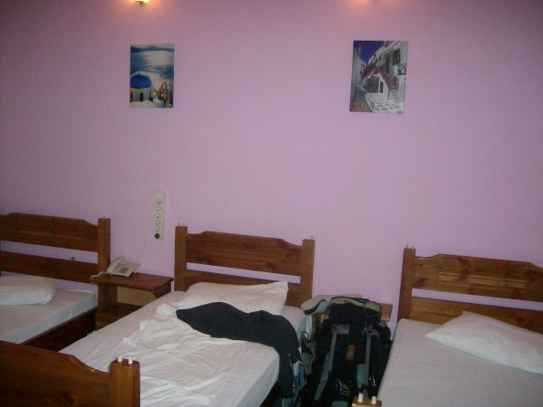 Hotel Zorbas, Atenas