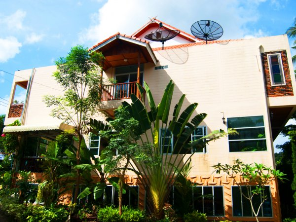 Krabi Phupranang Resort, Ao Nang