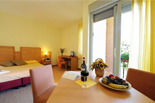 Hotel Foresteria Volterra, Volterra