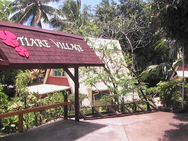 Tiare Village, Rarotonga