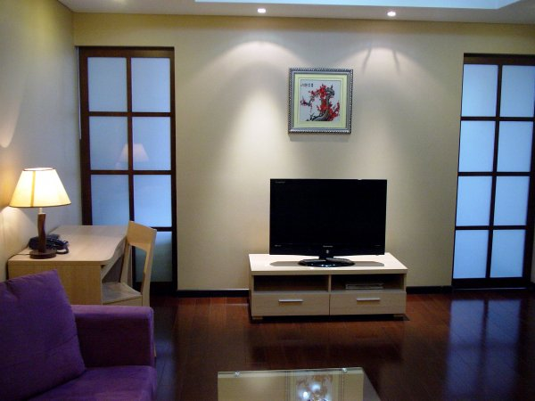 Beijing Atherton Apartment, बीजिंग